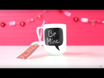Valentine's Day Gift for Him - Easy DIY Mug