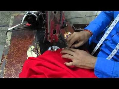 How to Make Dhoti Patiala Salwar part 7 hindi