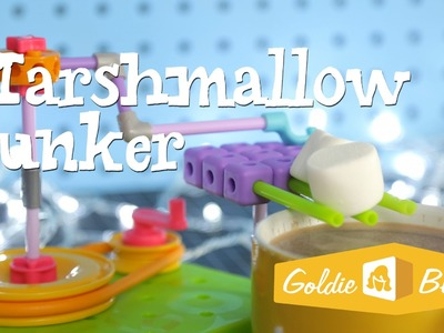How to Build a Holiday Marshmallow Dunker