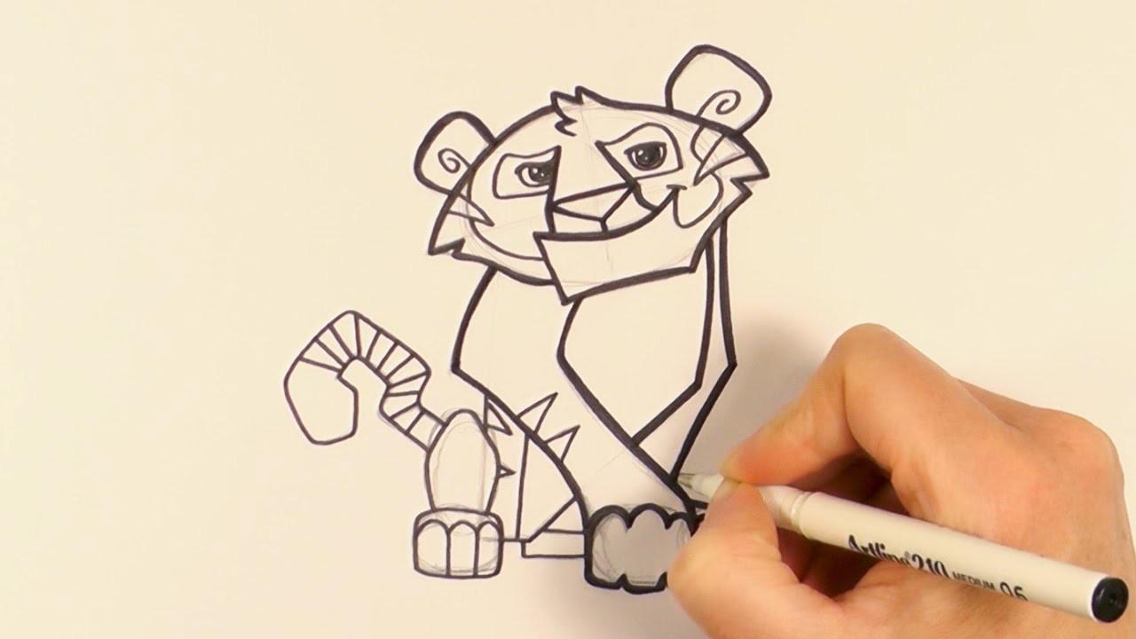 Elephant Cake Drawing