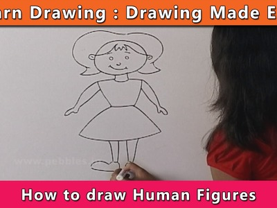 How to Draw Figures | Learn Drawing For Kids | Learn Drawing Step By Step For Children