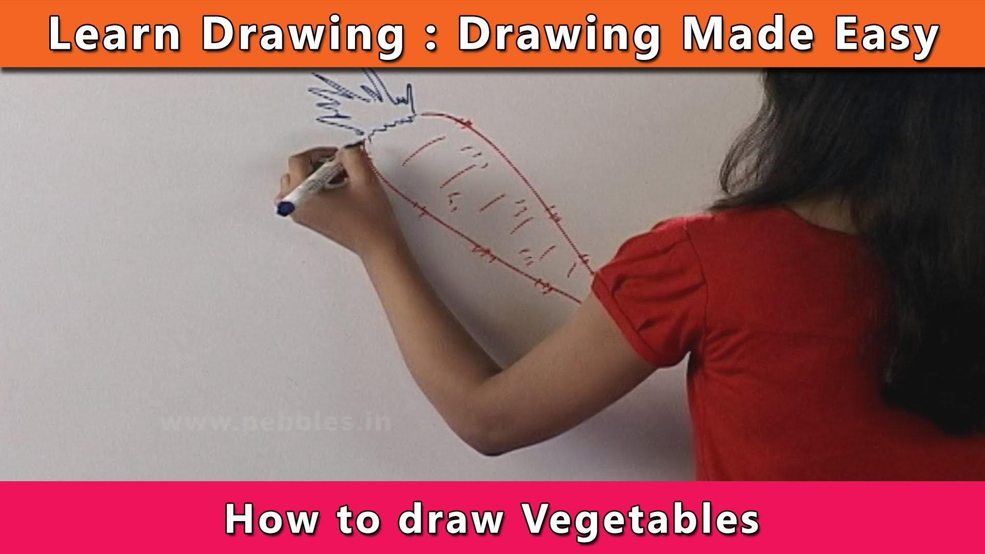 how to draw vegetables learn drawing for kids learn drawing step