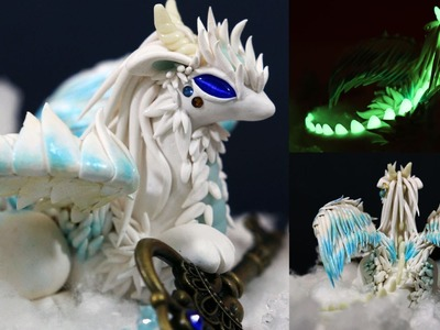 How To Make a Dragon | Polymer Clay Tutorial