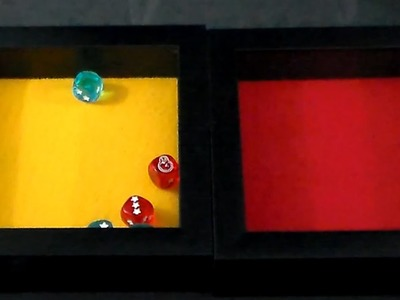 How to make a simple and easy dice tray