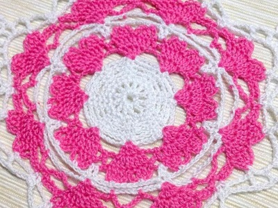 How To Make A Tender Crocheted Heart Doily - DIY Crafts Tutorial - Guidecentral