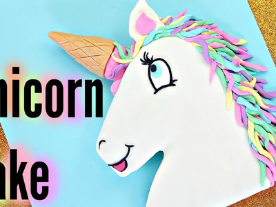 How to Make A Unicorn Cake - CAKE STYLE