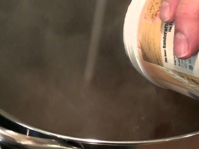 How To Make Beer at Home - Part One: Sanitizing, Brewing, and Primary Fermentation Video