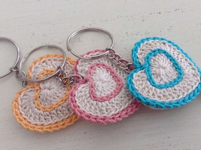 How To Prepare Lovely Gift Keychains - DIY Crafts Tutorial - Guidecentral