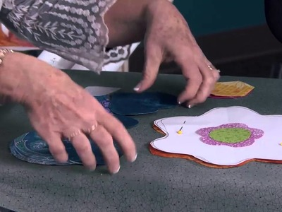 Quilt It! - Episode 601 - How to Applique on the Longarm with Mary Beth Krapil