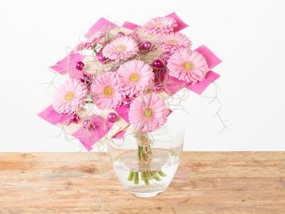 X-mass Sweetness | Flower Factor How To | Bouquet