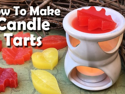 Candle Making 101: How To Make Candle Tarts
