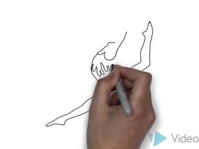 How To Draw- Ballerina