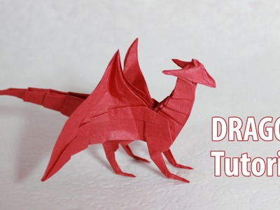 How to make an origami Dragon 4.0 (Henry Phạm)