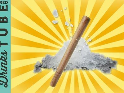 How to Make Crushed Ice | Joe McCanta | One Minute Tips