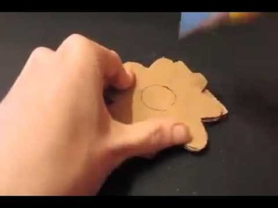 How to make knots and bows for gifts. By: Gustamonton,