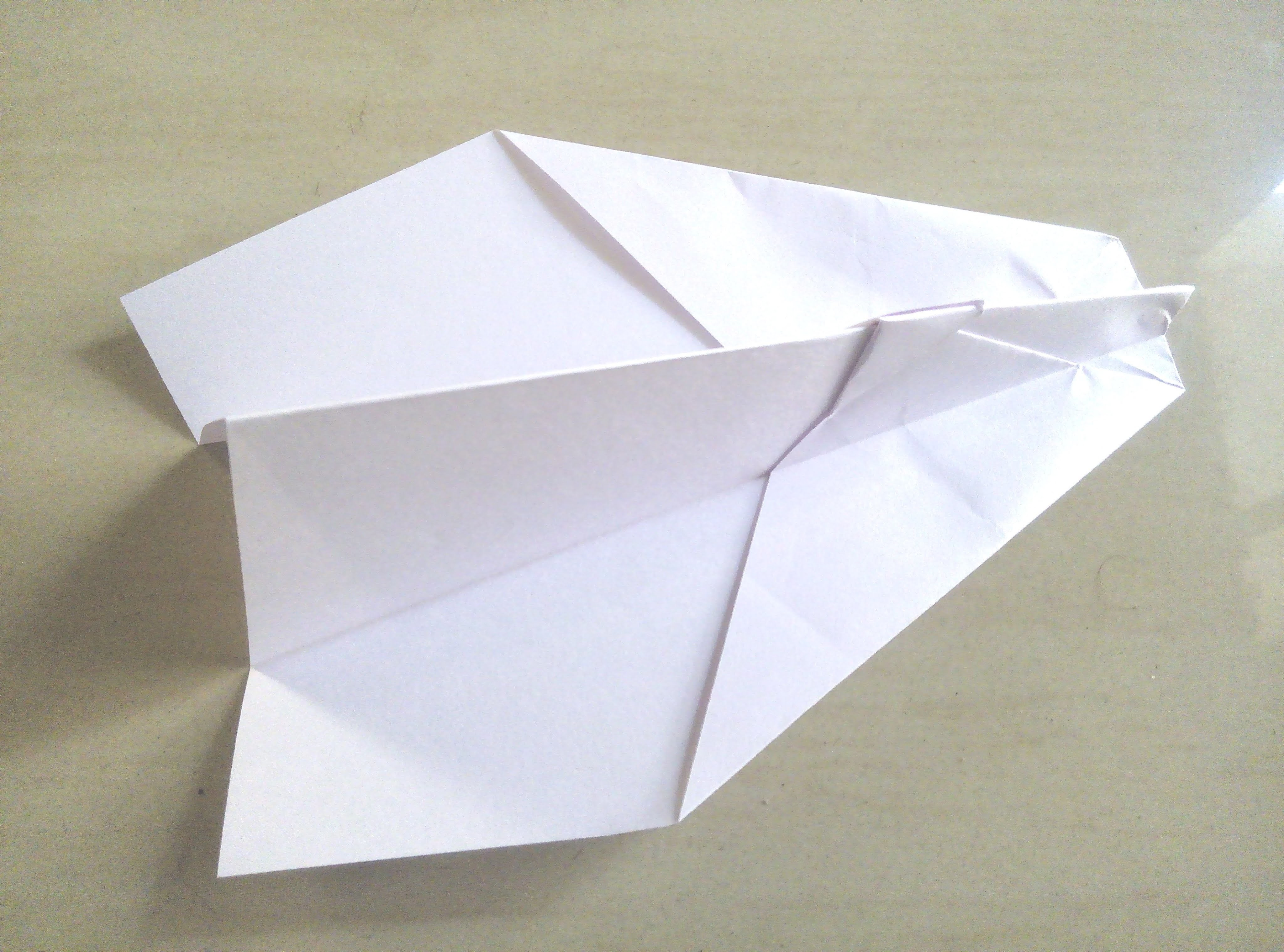 How To Make Paper Rocket Fly Airplane