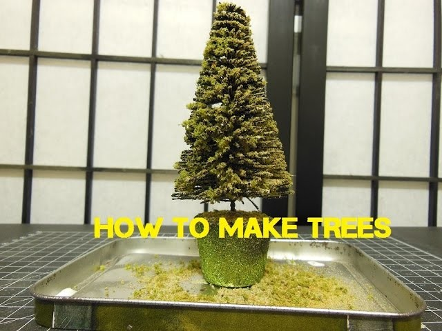 How to Make Trees