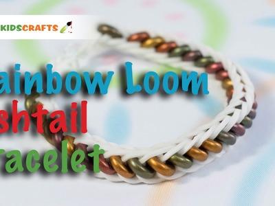 Rainbow Loom Fishtail Bracelet