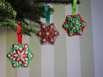 Christmas card series 2015 *day 1* - Xmas ornaments