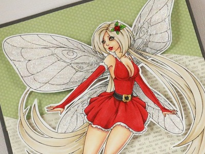 Christmas Fairy Twinklefly - Happy Holiday #6