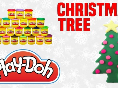 Make Your Own.  | Christmas Play-Doh Tree