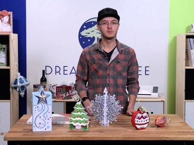 O Christmas Tree SVG Bundle - Assembly Tutorial
