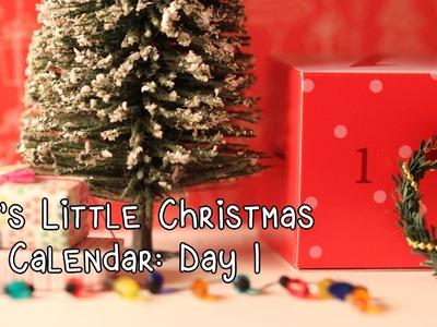 Pia's Little Christmas Calendar: Day 1 (Christmas LPS Custom)