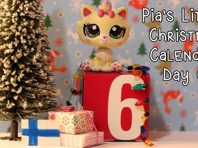 Pia's Little Christmas Calendar: Day 6 (Pia speaks Finnish & Swedish!)