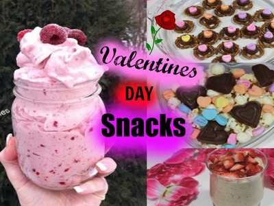 3 Easy DIY Valentines Day Treats! Cute and fun!