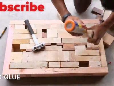 DIY.(part1)I make outside Table using offcuts (pallet) ft ♫ Usher - Yeah Flipagram - Feb21,16