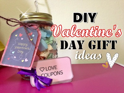 DIY Valentine's Day gifts for him.her (Cheap&Easy) | Fay Sheryl