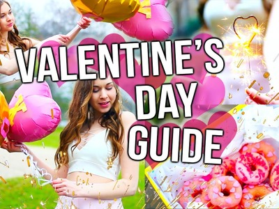 DIY Valentine's Day Survival Guide! Room Decor, Treats & Gift Ideas