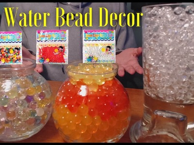How To Make: Orbeez Decor Tutorial #1