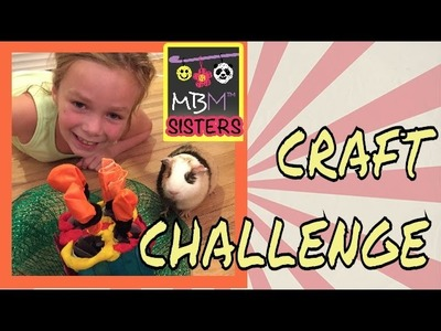 #MBMCRAFTCHALLENGE - Leah takes the October Craft Challenge!