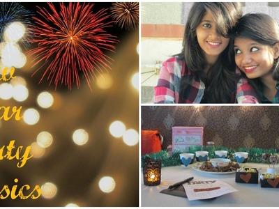New Year Party Basics | DIY Videos | Treats