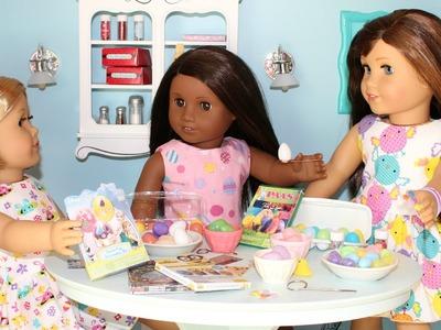 DIY American Girl Egg Decorating Kits Craft
