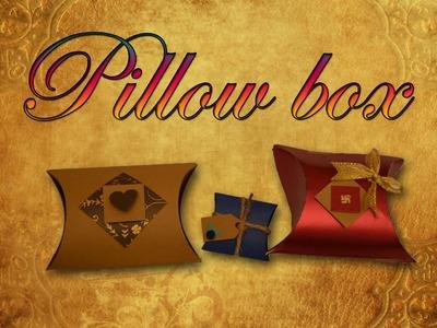 DIY : Pillow Box| Best Out Of Waste | Children Art & Craft