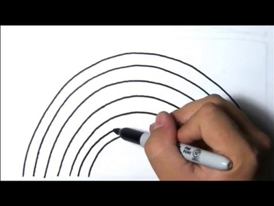 How to Draw - Rainbow