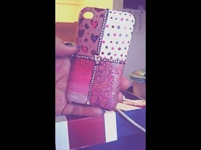DIY: Redesign your iPod case with nail polish
