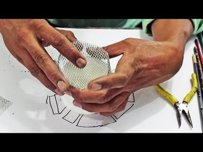 How to Make Brush Dipper - Painting Brush Cleaner DIY Hindi
