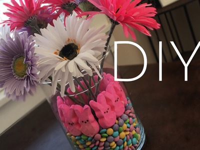DIY | Easter Centerpiece Decor - Fun & Easy!