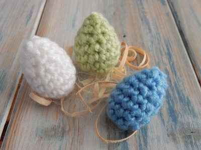 How to Crochet a Mini Egg