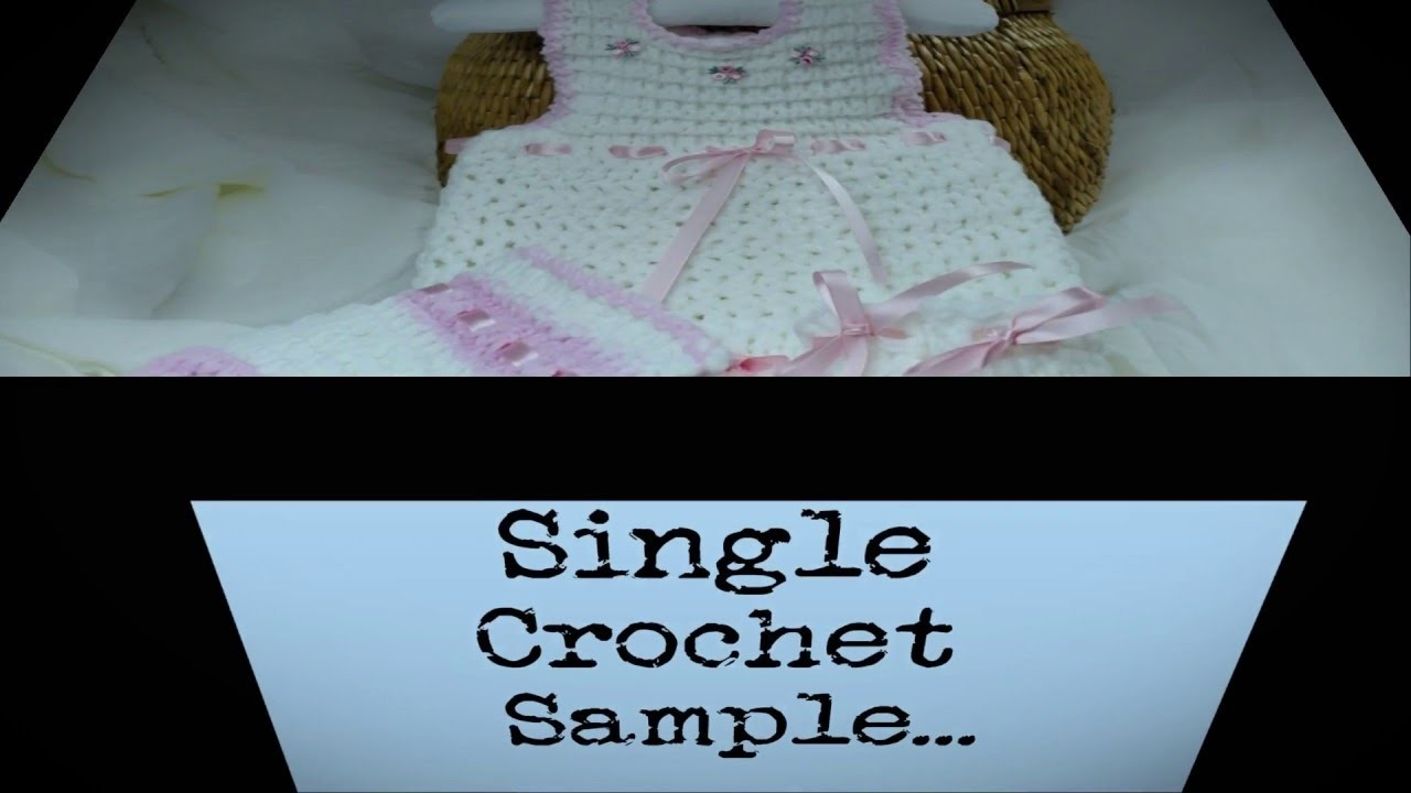 Single Crochet Edging