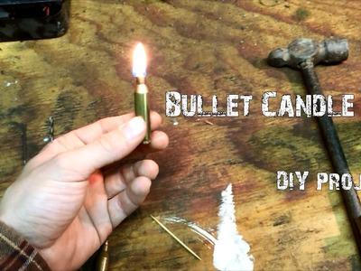 Bullet Candle - DIY Tutorial