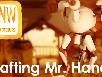 DIY Crafting Tutorial -  Mr.  Handy