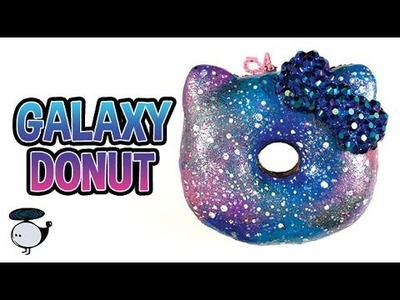 DIY DECO SQUISHY TUTORIAL: GALAXY
