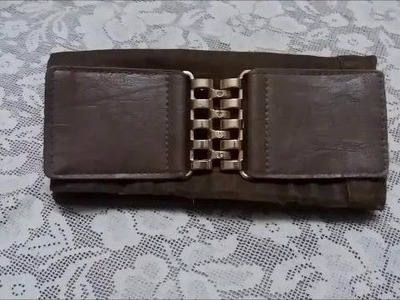 DIY Fashion: Clutch from Old Jeans?!
