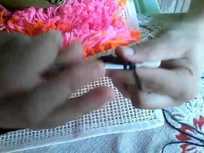 DIY:: Finalização Video Tapete Peludo love