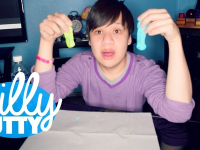 DIY Neon Silly Putty | How to make Silly putty with hand soap