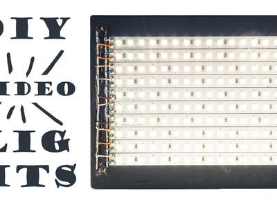 DIY Video Lights